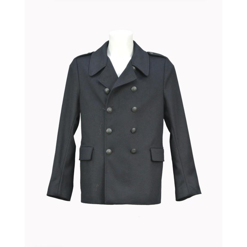 cappotto uomo marrone trussardi