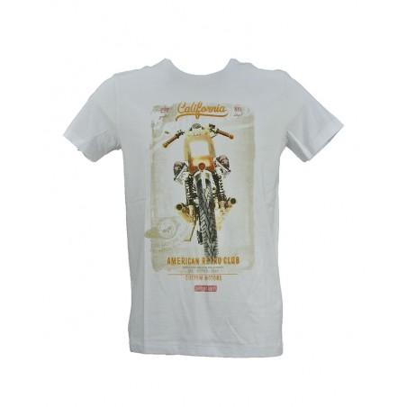 T-shirt uomo Keyup 2S79G