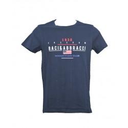 T-shirt Baci&Abbracci BAM3898