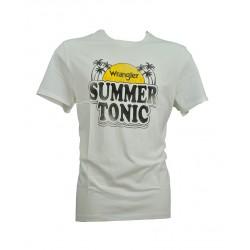 T-shirt  Wrangler W7ATD3