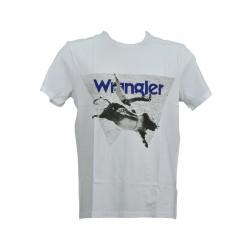 T-shirt  Wrangler W7C7D3