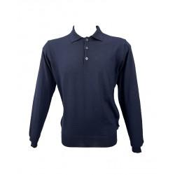 Maglione Blu Salina BS120-903