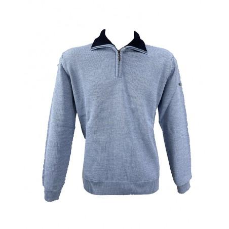 Maglione Blu Salina BS360/30Z
