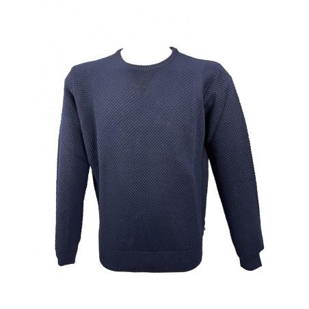 Maglione Blu Salina Bs670/80