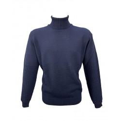 Maglione Blu Salina BS680/100