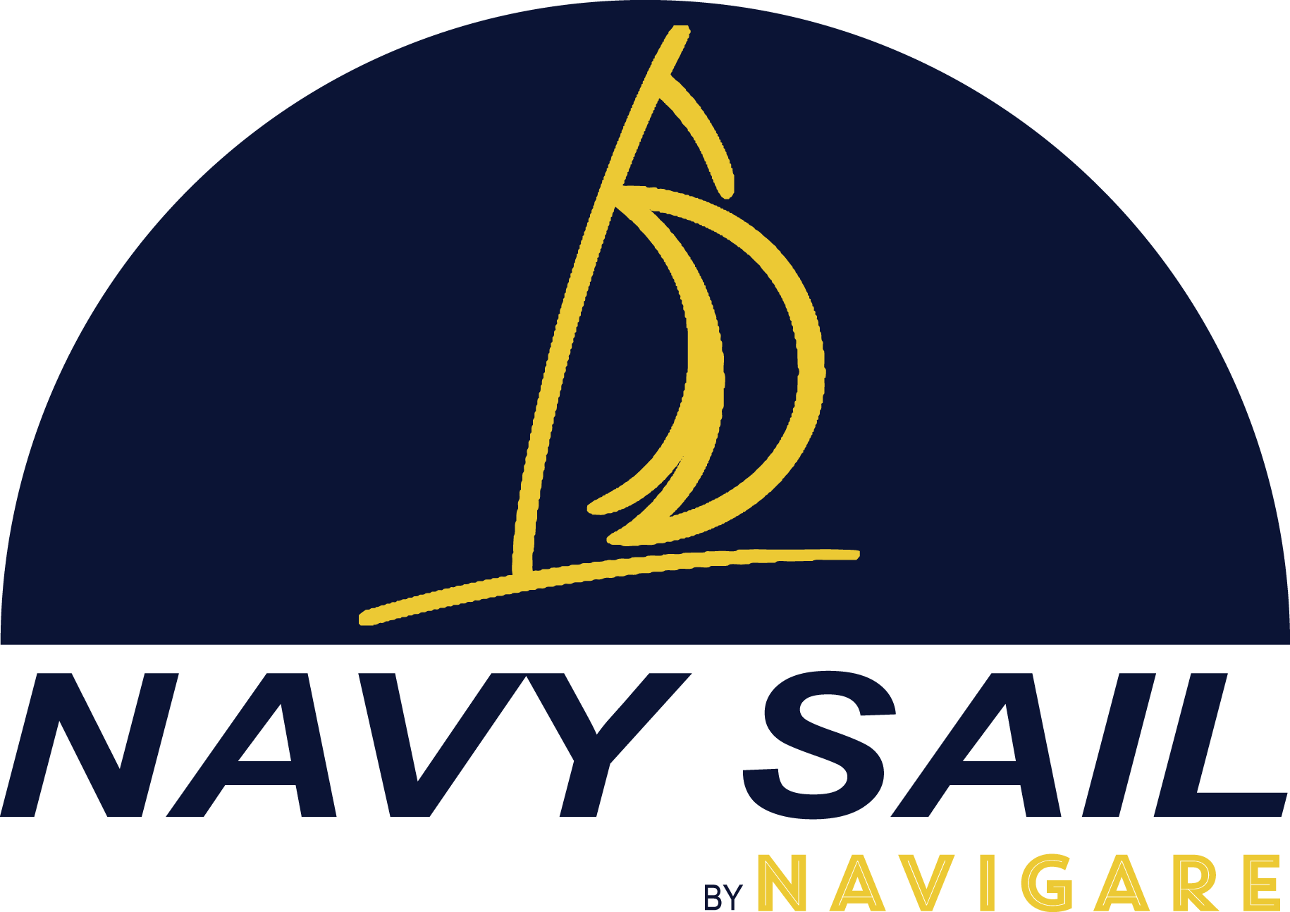 Navy Sail by Navigare